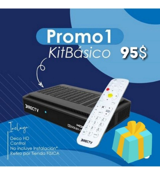 Decodificador Directv Hd (95 Verdes)