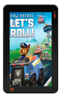 Tablet Level Up Paw Patrol Quad Core 1gb Ram 8gb Hd 9 Pulg