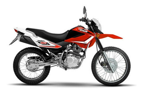 Motomel Skua V6 150 La Plata