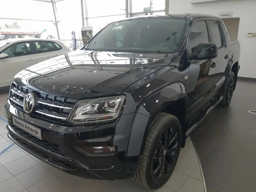 Nueva Volkswagen Amarok V6 Extreme Black Style 258cv Rn 2021