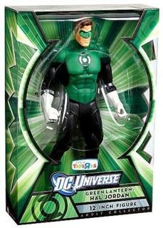 Linterna Verde - Dc Super Heroes - Original - 30cm - Mattel