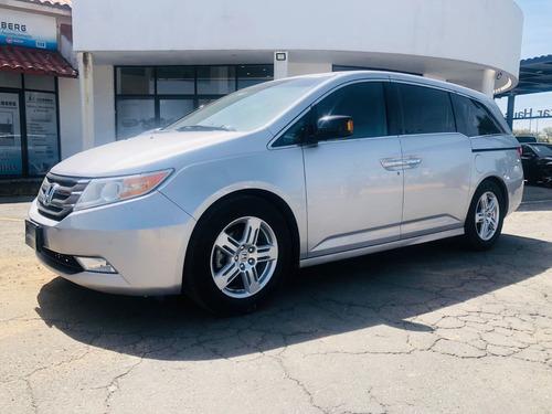 Imagen 1 de 13 de Honda Odyssey Touring 2011 Plata