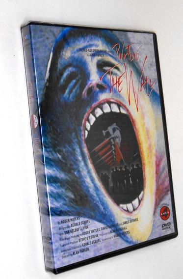 Dvd Pink Floyd The Wall 1999 Filme Video Região 4 Lacrado