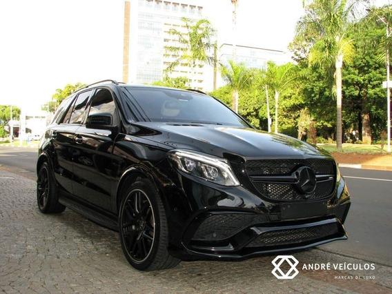 Mercedes-benz Gle 63 Amg 5.5 V8 Turbo
