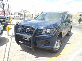 Nissan Np300 2.5 Pick-up Dh Aa Pack Seg Mt 2017
