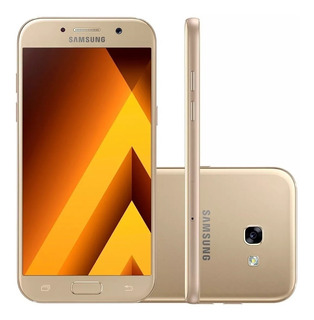 Samsung Galaxy A5 2017 Sm-a520f/ds 32gb Original - Vitrine