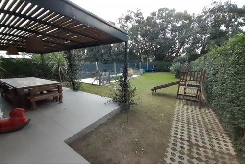 Venta Casa Loma Verde Gran Jardín Y Pileta