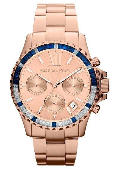 Relógio Michael Kors Mk5755 Rose