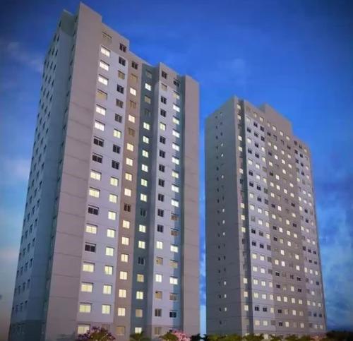 Apartamento Residencial Para Venda, Jardim Planalto, São Paulo - Ap7640. - Ap7640-inc