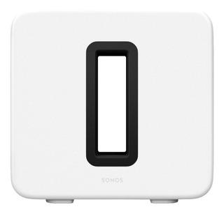 Bocina Sonos Sub inalámbrica White 100V/240V
