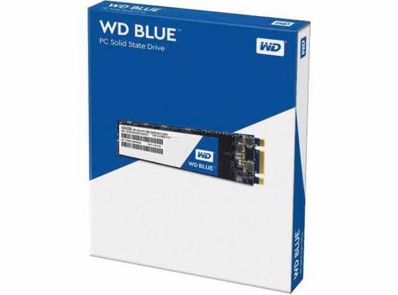 Ssd Western Digital Blue 1tb M.2 Sata Iii Wds100t1b0b