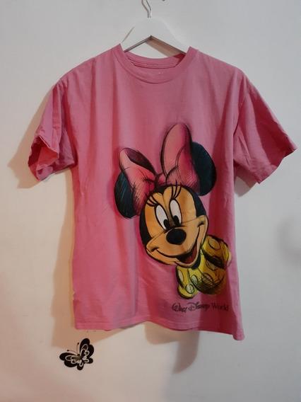 Remera Minnie Disney