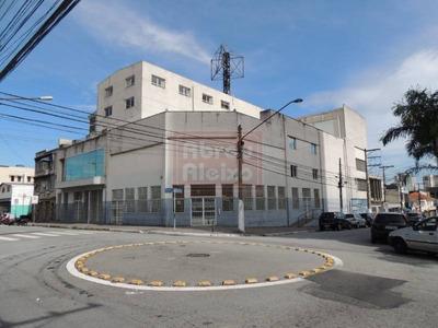 Tatuapé - Predio Comercial Monousuário - Área Construída 4055 M - 4 Pavimentos - 3 Pisos De Garagem Com 40 Vagas - Ao Lado Do Metrô - 988
