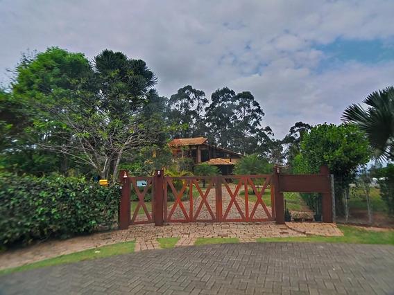 Casa À Venda Em Condomínio Vale Da Santa Fé - Ca007365