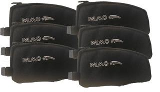 Bolso Mao Al Stem Xl - Para Bicicleta Pack 10 Unidades