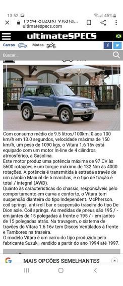 Suzuki Vitara Sidekick