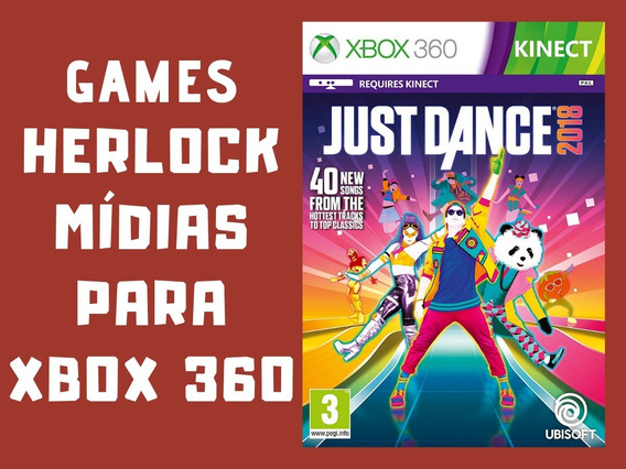Just Dance 2018 - Mídia Digital - Xbox 360