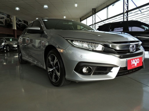 Honda Civic Touring Cvt 173cv Turbo