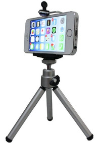 Tripe Universal C Adaptador P/camera Promocao + Frete Gratis