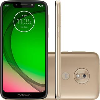 Smartphone Motorola Moto G7 Play 5.7 , 2gb/32gb, Octa-core, Ouro - Xt1952-5