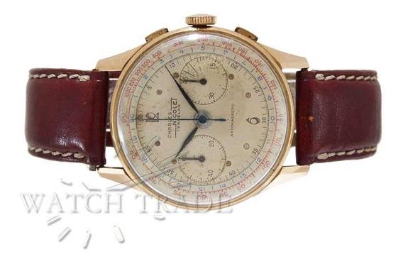 Relógio Charles Nicolet Cronógrafo