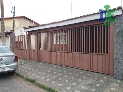 Casa Com 3 Dormitórios À Venda, 165 M² Por R$ 440.000,00 - Cidade Jardim - Jacareí/sp - Ca0676