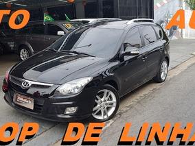 Hyundai I30 Cw 2.0 Gls Aut Teto Couro Ar Digital 11 Top