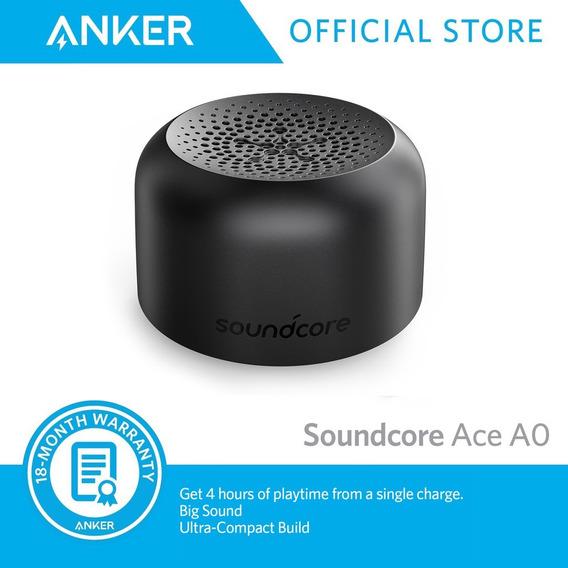 Caixa De Som Soundcore Ace A0 Anker / Speaker (lacrada)