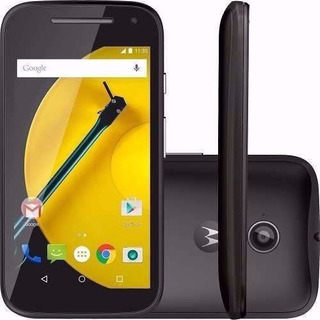 Celular Motorola Moto E2 2° Geração - 4g C/ Câmera Frontal