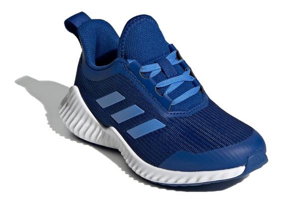 Zapatilla adidas Niño Running Fortarun X Azul Ras
