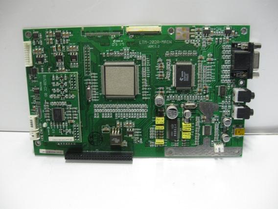 Placa Principal Ltm-202a-main Ver:1.2 Syntax Lt20s