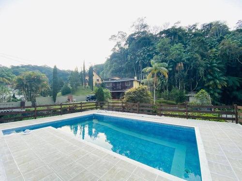 Casa Com 5 Dormitórios À Venda, 208 M² Por R$ 1.050.000,00 - Comary - Teresópolis/rj - Ca1162