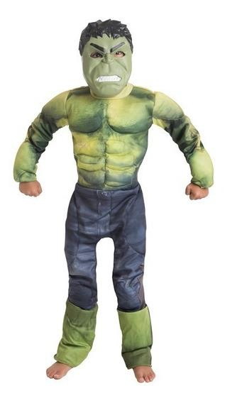 Disfraz Licencia Marvel Hulk Deluxe