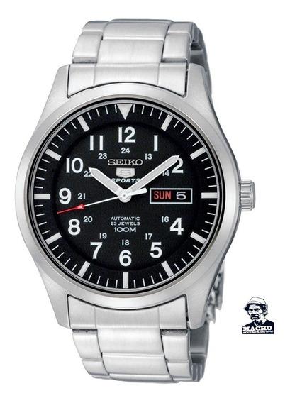 Reloj Seiko 5 Snzg13k1 Automático Original Nuevo