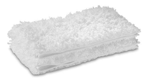 Imagen 1 de 4 de Juego Paños De Microfibra Para Limpiadora A Vapor Karcher