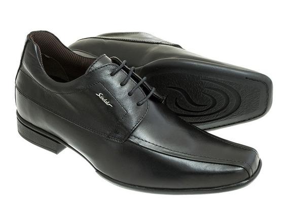 Sapato Sândalo Com Elevação Up Cadarço