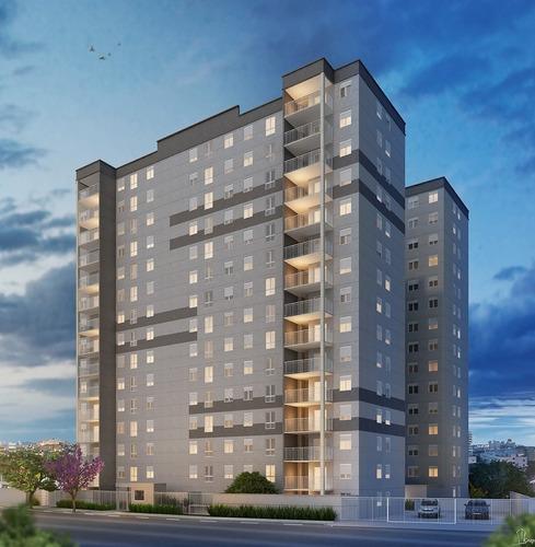 Imagem 1 de 9 de Apartamento Residencial Para Venda, Cidade Mãe Do Céu, São Paulo - Ap6451. - Ap6451-inc