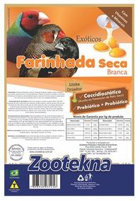 Farinhada Seca Premium Fso50 Branca - 5 Kg