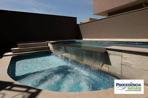 Casa Com 4 Dormitórios À Venda, 420 M² Por R$ 2.100.000 - Parque Residencial Damha Vi - São José Do Rio Preto/sp - Ca2395