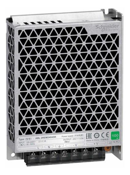 Fuente Switching 24v 4.5a Metalica 100w Schneider Electric
