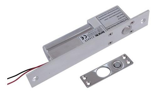 Cerradura Electrica  Perno Timer Delay12 Vdc B136