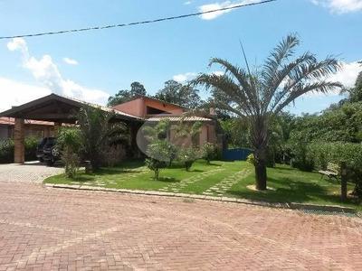 Casa À Venda Em Clube De Campo Valinhos - Ca211517