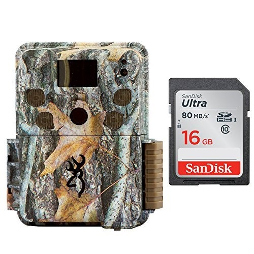 Browning Strike Force Pro Micro Trail Camera (18mp) Con Tarj
