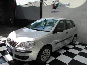 Volkswagen Polo 2008 Hatch 1.6 8v Flex Completo Novinho