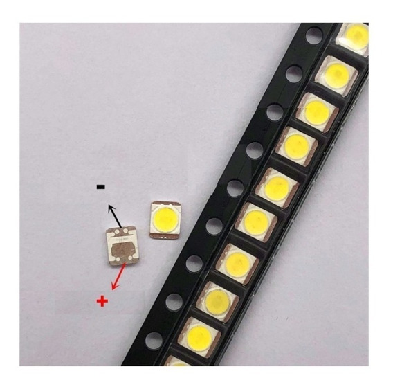 Led Smd Tv 3v 1w 2835 Backlight Lg Innotek Original - 100pcs