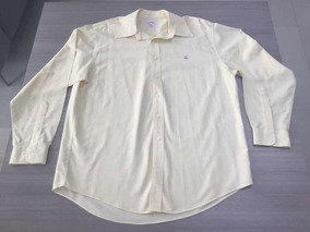 Camisa Brooks Brothers Amarilla