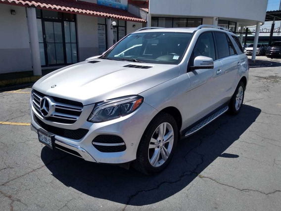 Mercedes-benz Clase Gle 3.5 Suv 350 Exclusive At 2017