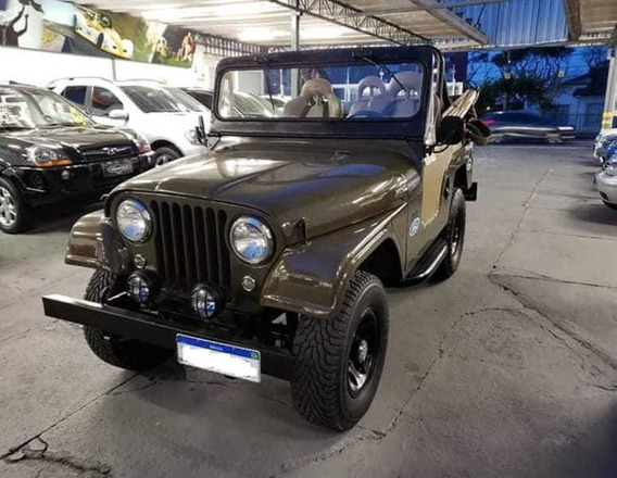 Jeep Willys 4x4 1976