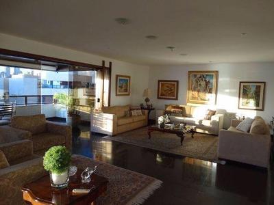 Cobertura Duplex De 5 Quartos, Vista A Mar - Venda, Rio Vermelho - Co0019