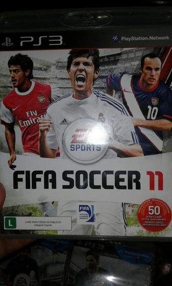 Kit Fifa Jogos Originais Playstation 3 Fifa